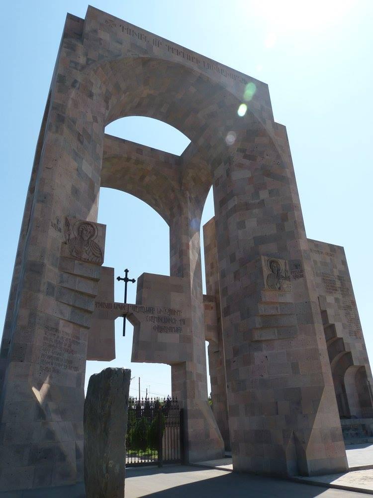 Armenia: Zvartnots & Echmiadzin Cathedrals – travel2unlimited