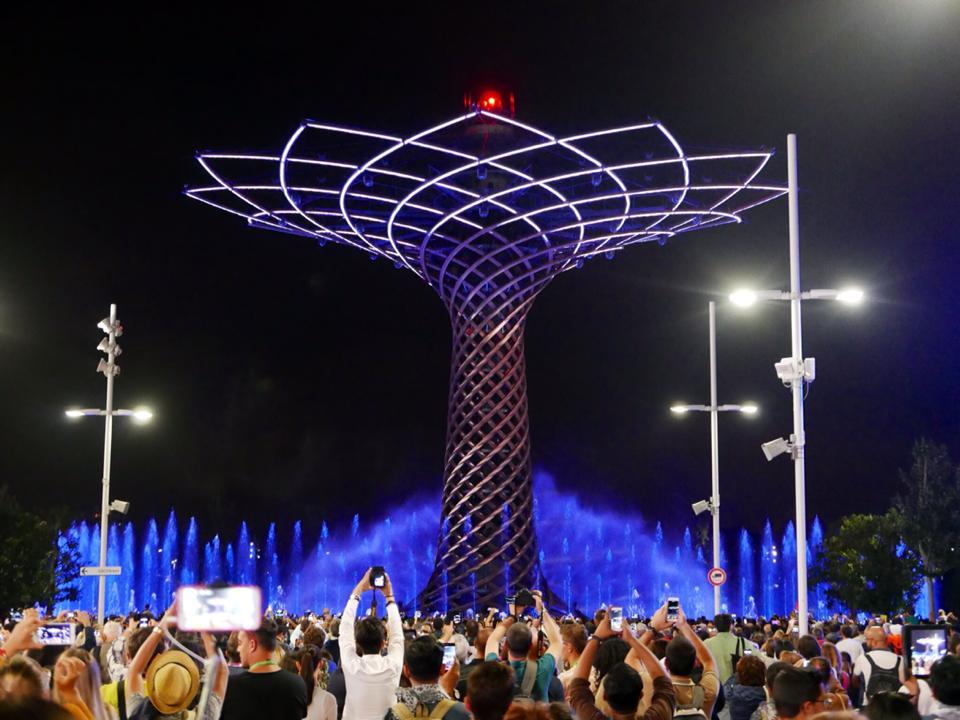 Italy: Milan U2013 Universal Expo 2015 Amazing Pictures
