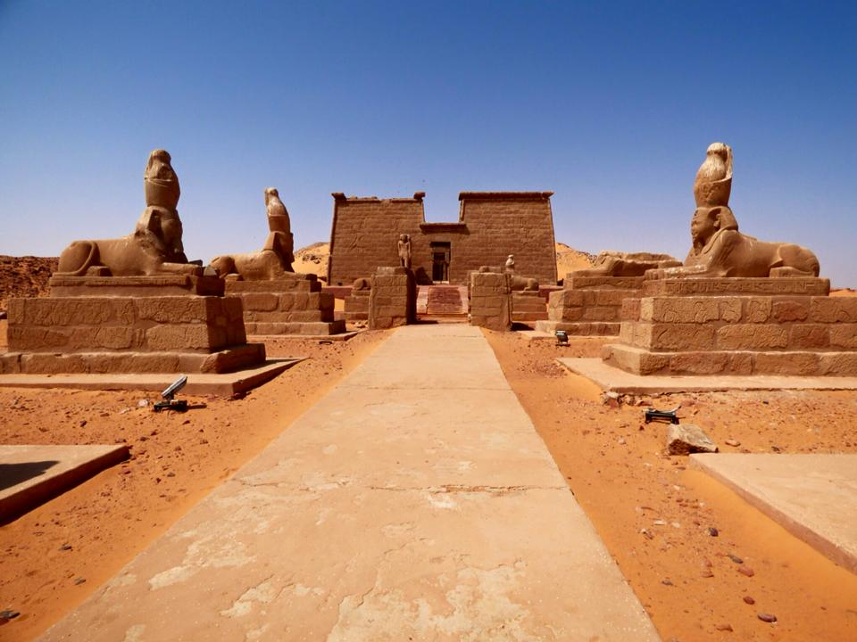 Egypt wadi es sebua valley of the lions travel2unlimited map data gumiabroncs Images