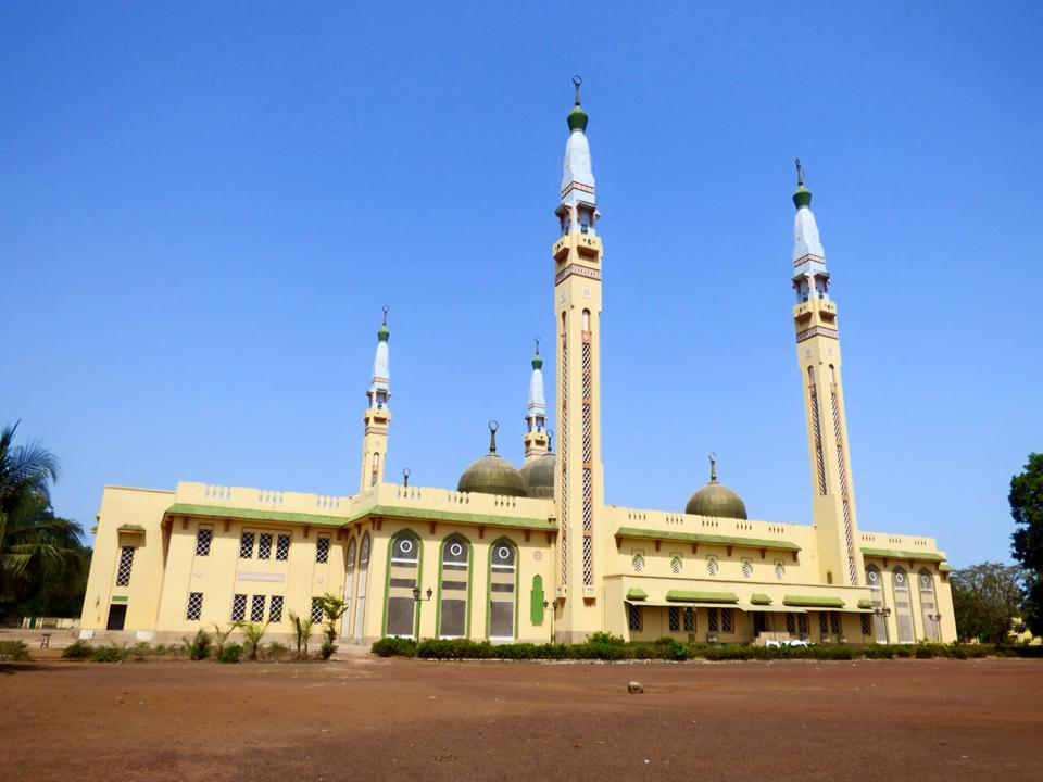 Guinea Grand Mosque Of Conakry