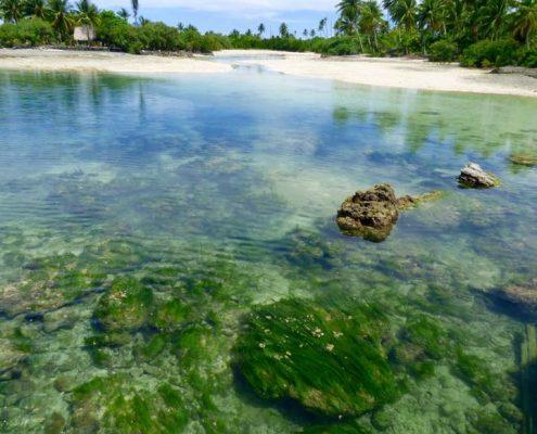 Kiribati Exploring North Tarawa on foot travel2unlimited