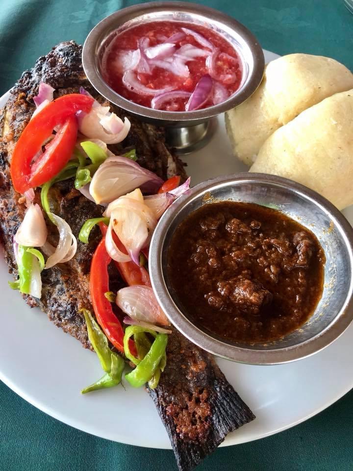 ghana ghana food recap travel2unlimited
