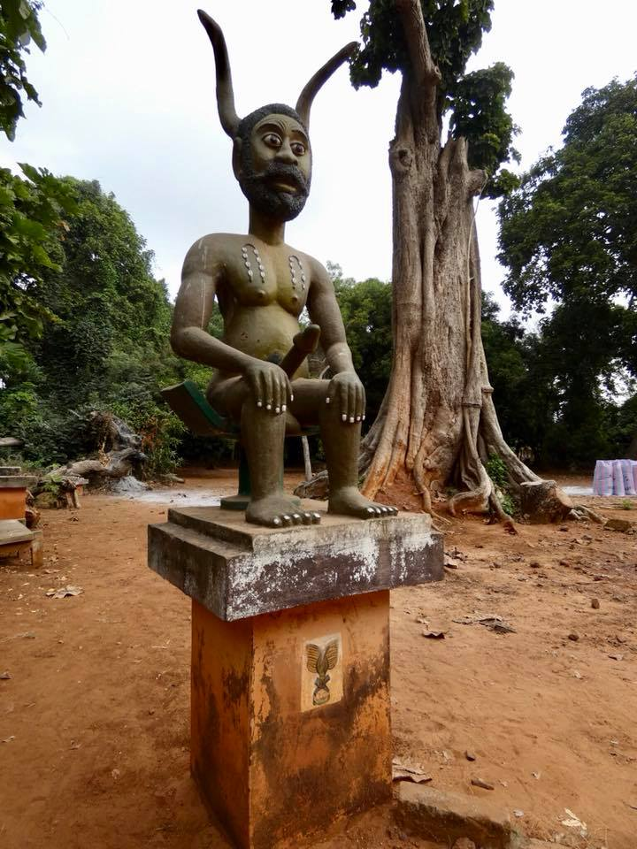 Benin: Sacred Forest in Ouidah – travel2unlimited